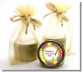 Paint Party - Birthday Party Gold Tin Candle Favors thumbnail