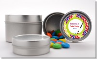 Paint Party - Custom Birthday Party Favor Tins