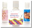 Paint Party - Personalized Birthday Party Lotion Favors thumbnail