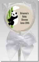 Panda - Personalized Baby Shower Lollipop Favors