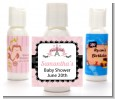 Paris Bebe - Personalized Baby Shower Lotion Favors thumbnail