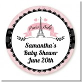 Paris BeBe - Personalized Baby Shower Table Confetti