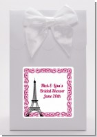 Paris - Bridal Shower Goodie Bags