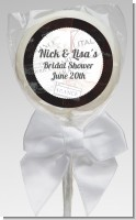 Passport - Personalized Bridal Shower Lollipop Favors
