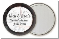 Passport - Personalized Bridal Shower Pocket Mirror Favors