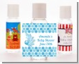 Peacock - Personalized Baby Shower Hand Sanitizers Favors thumbnail