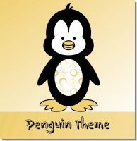 Penguin Birthday Party Theme