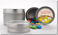 Petting Zoo - Custom Birthday Party Favor Tins