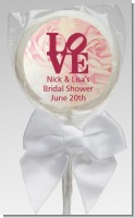 Philadelphia LOVE - Personalized Bridal Shower Lollipop Favors