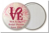 Philadelphia LOVE - Personalized Bridal Shower Pocket Mirror Favors