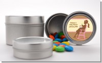 Pickles & Ice Cream - Custom Baby Shower Favor Tins