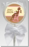 Pickles & Ice Cream - Personalized Baby Shower Lollipop Favors
