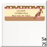 Pickles & Ice Cream - Baby Shower Return Address Labels