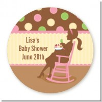 Pickles & Ice Cream - Personalized Baby Shower Table Confetti