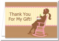 Pickles & Ice Cream - Baby Shower Thank You Cards