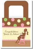 Pickles & Ice Cream - Personalized Baby Shower Favor Boxes