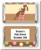 Pickles & Ice Cream - Personalized Baby Shower Mini Candy Bar Wrappers