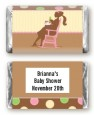 Pickles & Ice Cream - Personalized Baby Shower Mini Candy Bar Wrappers thumbnail
