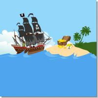 Pirate Ship Birthday Party Theme