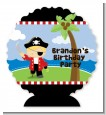 Pirate - Personalized Birthday Party Centerpiece Stand thumbnail