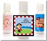Pirate - Personalized Birthday Party Lotion Favors