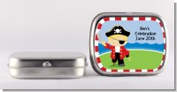 Pirate - Personalized Birthday Party Mint Tins