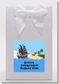 Pirate Ship - Baby Shower Goodie Bags