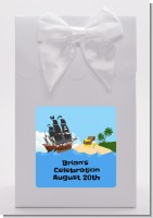 Pirate Ship - Birthday Party Goodie Bags