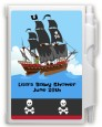 Pirate Ship - Birthday Party Personalized Notebook Favor thumbnail