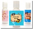 Pirate Treasure Map - Personalized Birthday Party Lotion Favors thumbnail