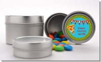 Pizza Party - Custom Birthday Party Favor Tins
