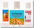 Pizza Party - Personalized Birthday Party Hand Sanitizers Favors thumbnail