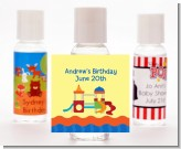 Playground - Personalized Birthday Party Hand Sanitizers Favors
