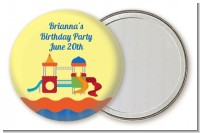 Playground - Personalized Birthday Party Pocket Mirror Favors