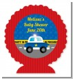 Police Car - Personalized Baby Shower Centerpiece Stand thumbnail