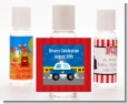 Police Car - Personalized Baby Shower Hand Sanitizers Favors thumbnail