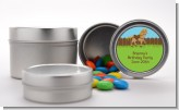 Pony Brown - Custom Birthday Party Favor Tins