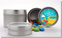 Pool Party - Custom Birthday Party Favor Tins