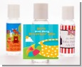 Pool Party - Personalized Birthday Party Hand Sanitizers Favors thumbnail