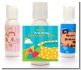 Pool Party - Personalized Birthday Party Lotion Favors thumbnail