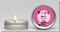 Posh Mom To Be - Baby Shower Candle Favors