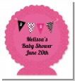 Posh Mom To Be - Personalized Baby Shower Centerpiece Stand thumbnail