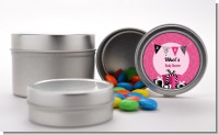 Posh Mom To Be - Custom Baby Shower Favor Tins