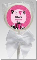 Posh Mom To Be - Personalized Baby Shower Lollipop Favors