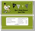 Posh Mom To Be Neutral - Personalized Baby Shower Candy Bar Wrappers thumbnail
