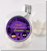 Potion Bottles - Personalized Halloween Candy Jar