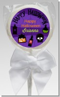 Potion Bottles - Personalized Halloween Lollipop Favors