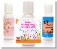 Pottery Painting - Personalized Birthday Party Lotion Favors thumbnail
