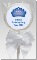 Prince Crown - Personalized Baby Shower Lollipop Favors