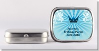 Prince Royal Crown - Personalized Birthday Party Mint Tins